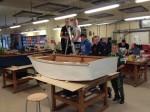 boot bouwen